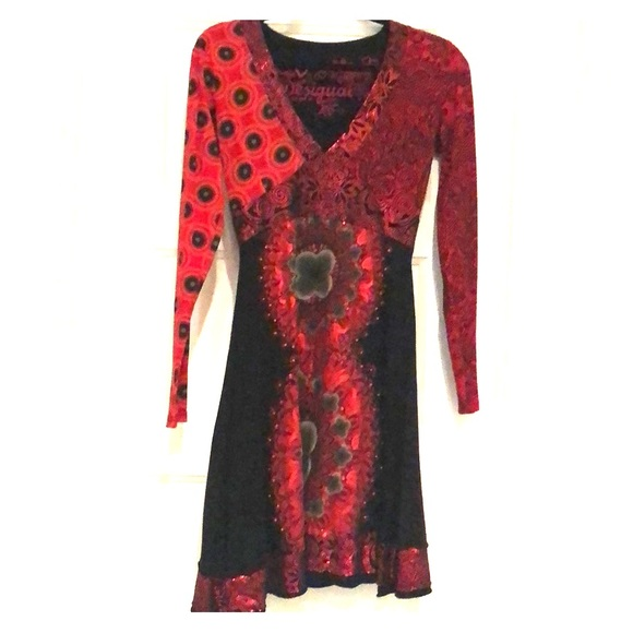 Desigual Dresses & Skirts - Beautiful Desigual Dress